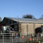 10 kw system on a farm near Easingwold